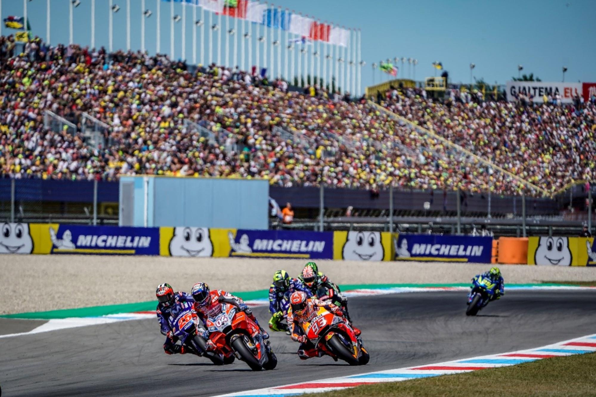 Assen MotoGP 2018
