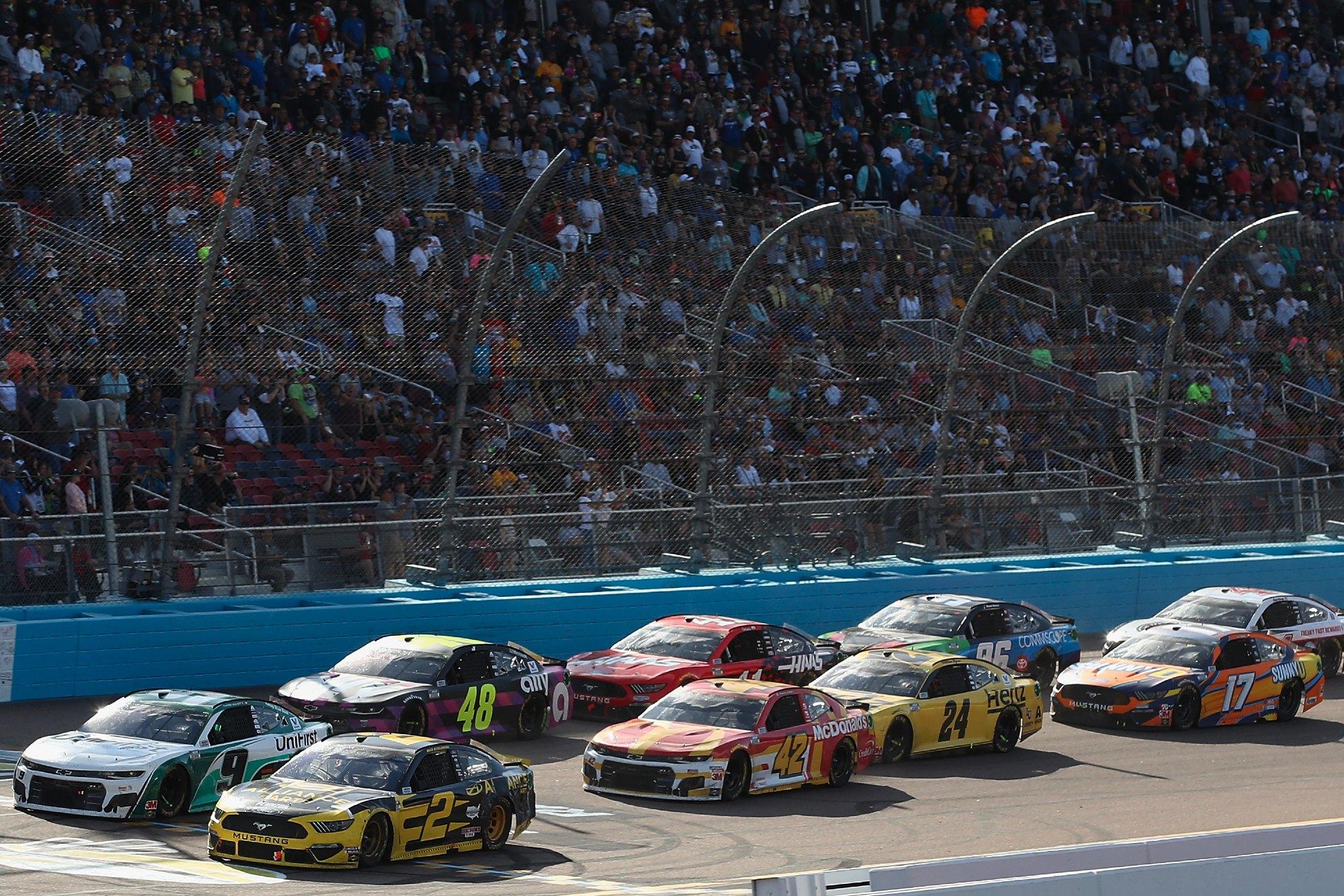 NASCAR at ISM in Spring 2020