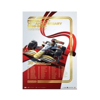 Product image for FIA FORMULA 1® World Champions 1950-2019 - 70th Anniversary   Collector's Edition