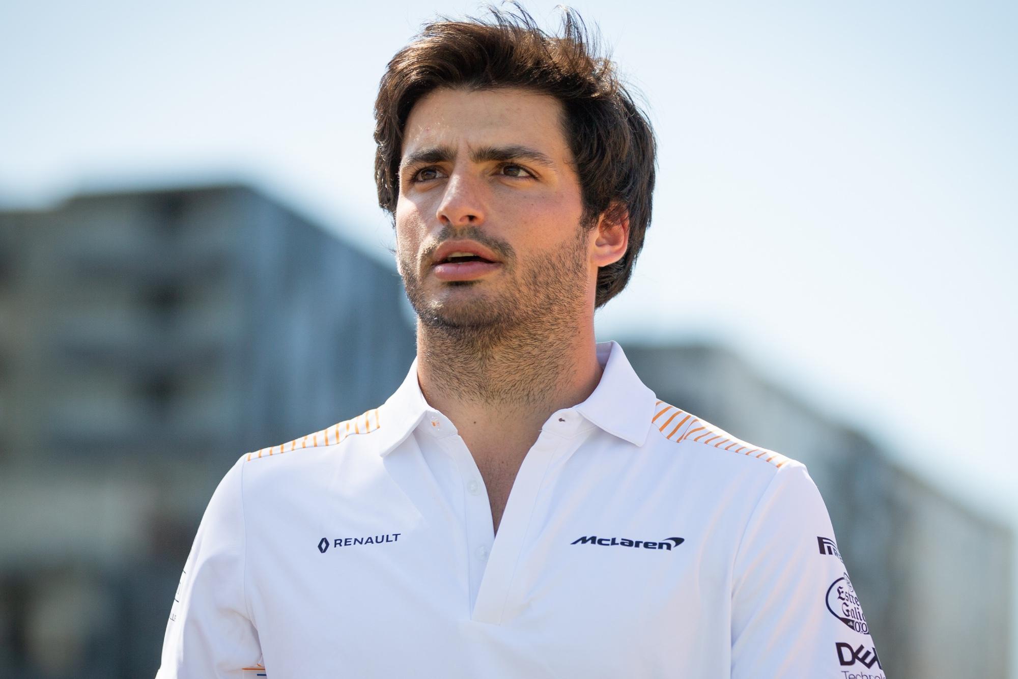 Carlos Sainz, F1 2020 Australian GP