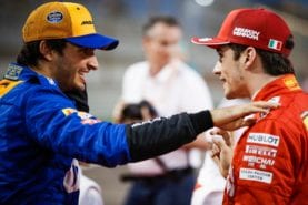 How Sainz has earned his Ferrari chance