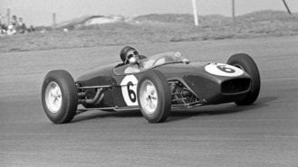 MPH Grand Prix debuts: Jim Clark