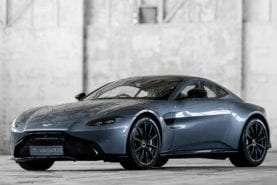 Why Aston Martin's new boss needs an axe to end century of bad luck