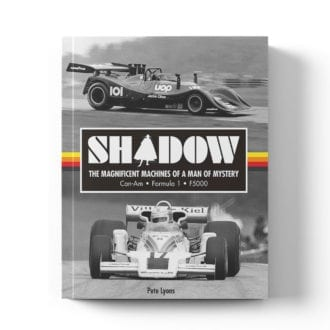 Product image for Shadow: The Magnificent Machines of a Man of Mystery | Pete Lyons | Book | Hardback