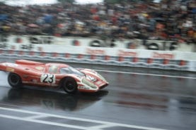 """""""There was no euphoria, I was absolutely drained"""" Richard Attwood on winning Le Mans '70"""