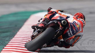 MotoGP's 2020 rear slick – will it really be good for inline-fours and bad for V4s?