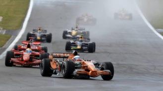Markus Winkelhock: The day I led the European GP in a Spyker