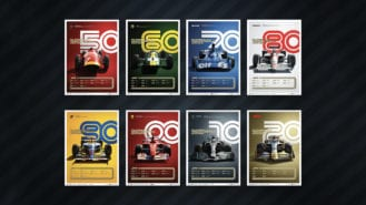 The most iconic cars in F1's history?