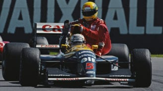 8 British GPs which have turned the F1 championship on its head