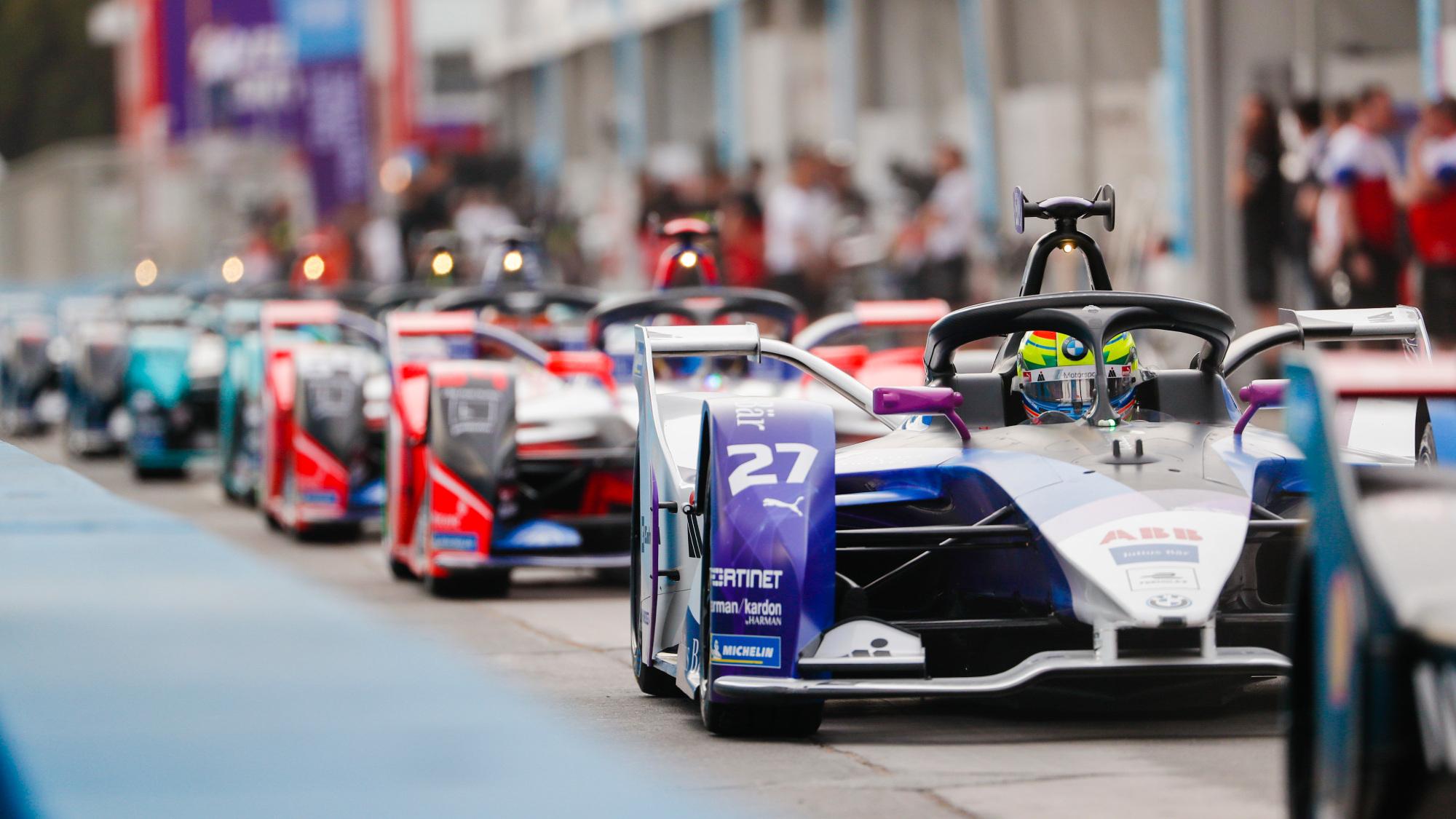 Alexander Sims, Formula E 2019/20