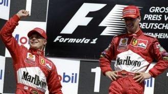 The Ferrari F1 stand-in who almost won: Mika Salo's '99 German GP