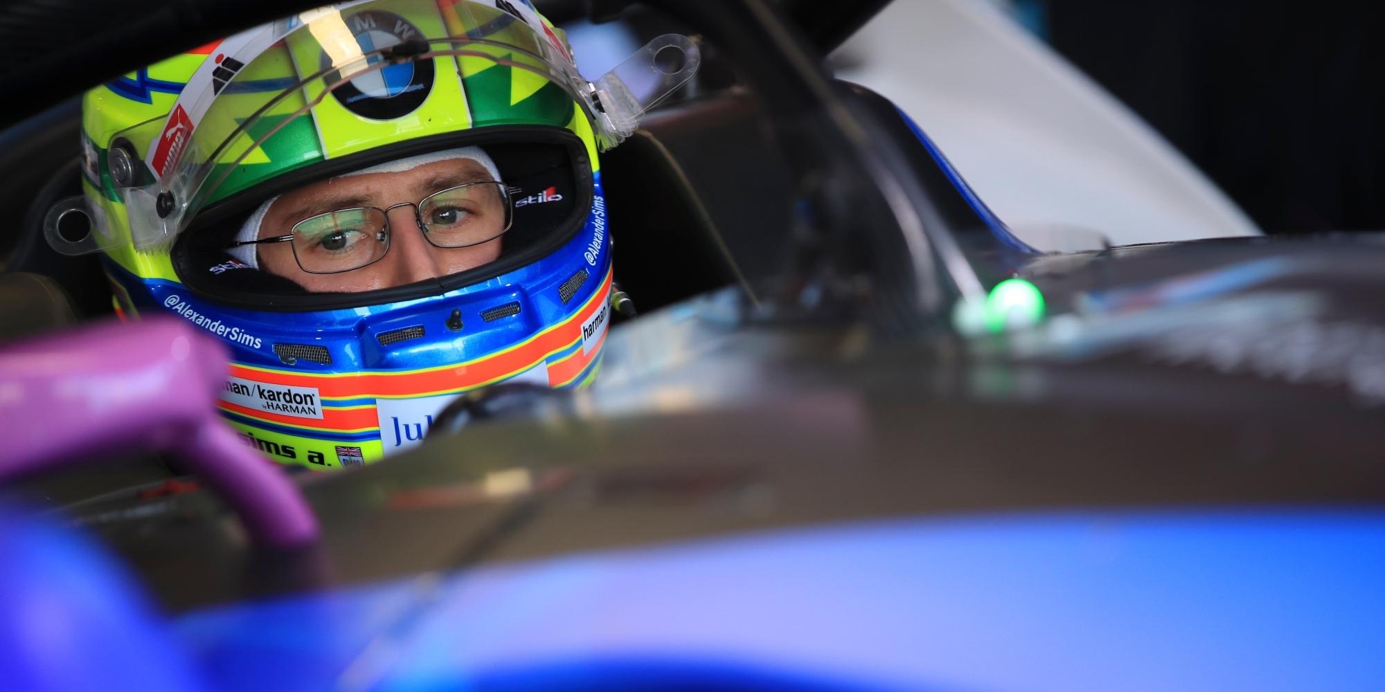 Alexander Sims, 2020 Formula E