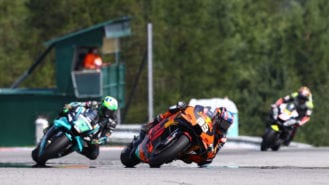 MotoGP history-maker Binder: 'This is insane!'