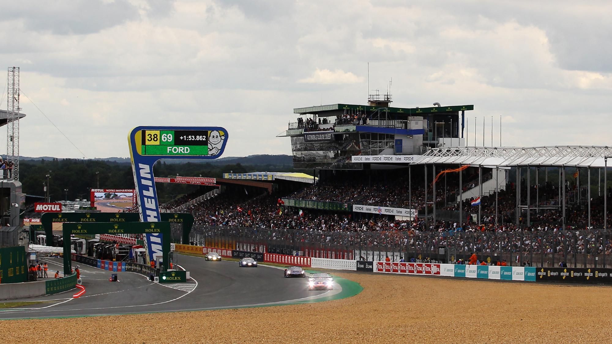 Le Mans 24 Hours, 2019