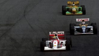 F1 data ranks Senna as fastest driver of the past 40 years
