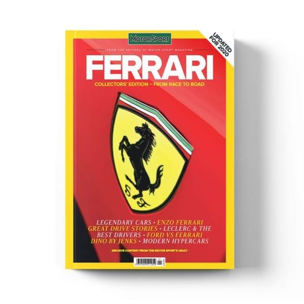 Ferrari Lead image