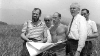 Stirling Moss, Shadowman & Tokyo's nightlife: the creation of Fuji Speedway