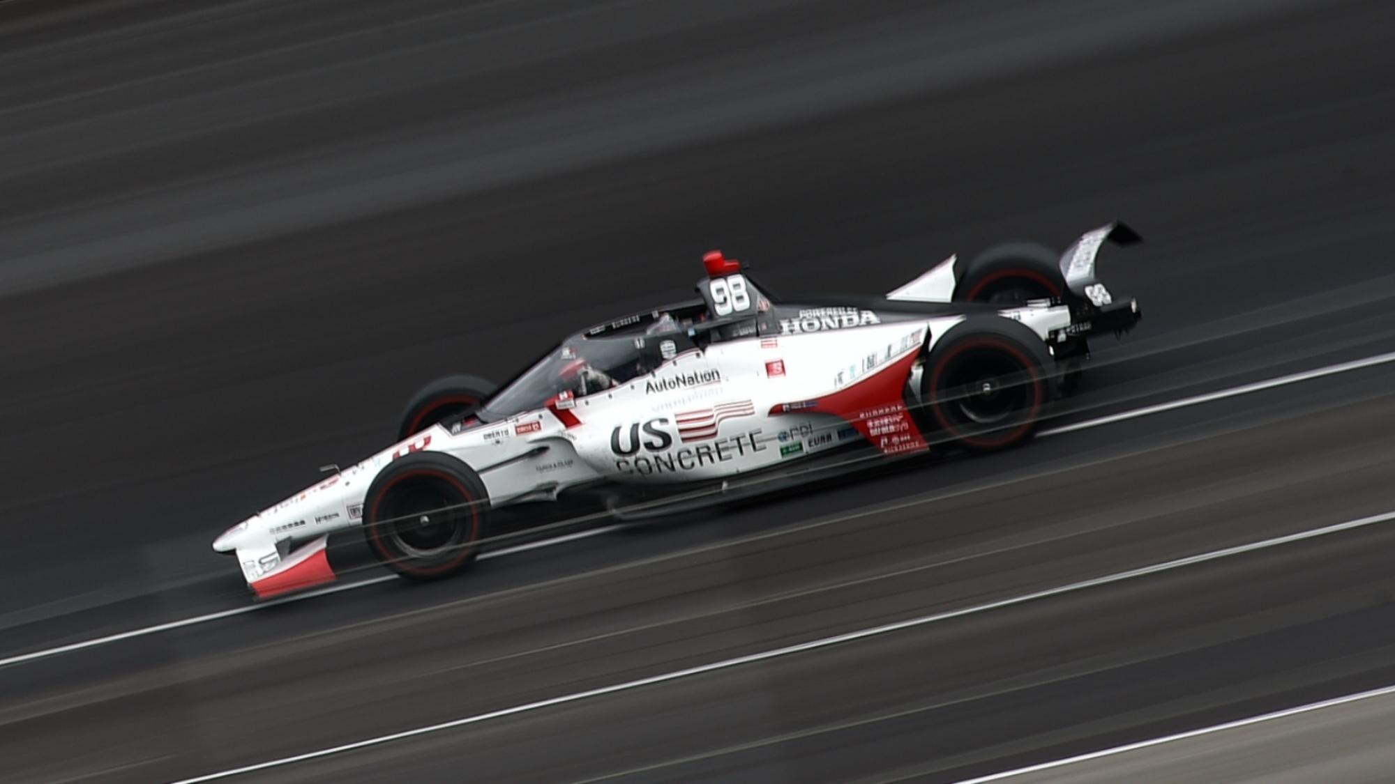 Mario Andretti, 2020 Indy 500