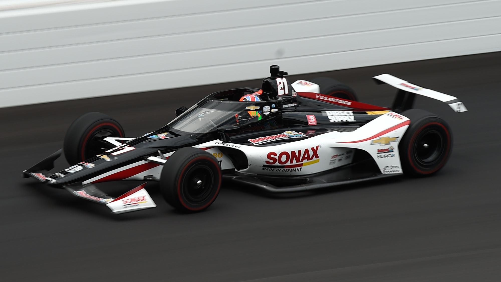 Rinus VeeKay, 2020 Indy 500