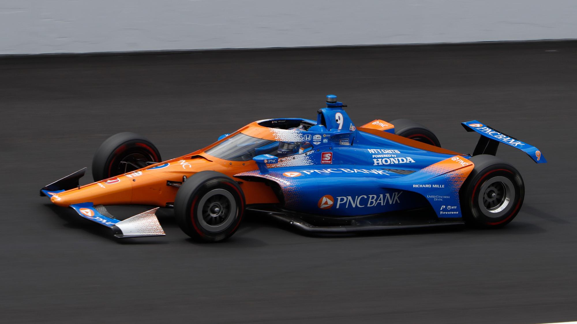 Scott Dixon, 2020 Indy 500