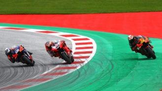 Why MotoGP has gone wild – when the cat's away…