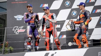 900 MotoGP races – a quick history of the class of kings