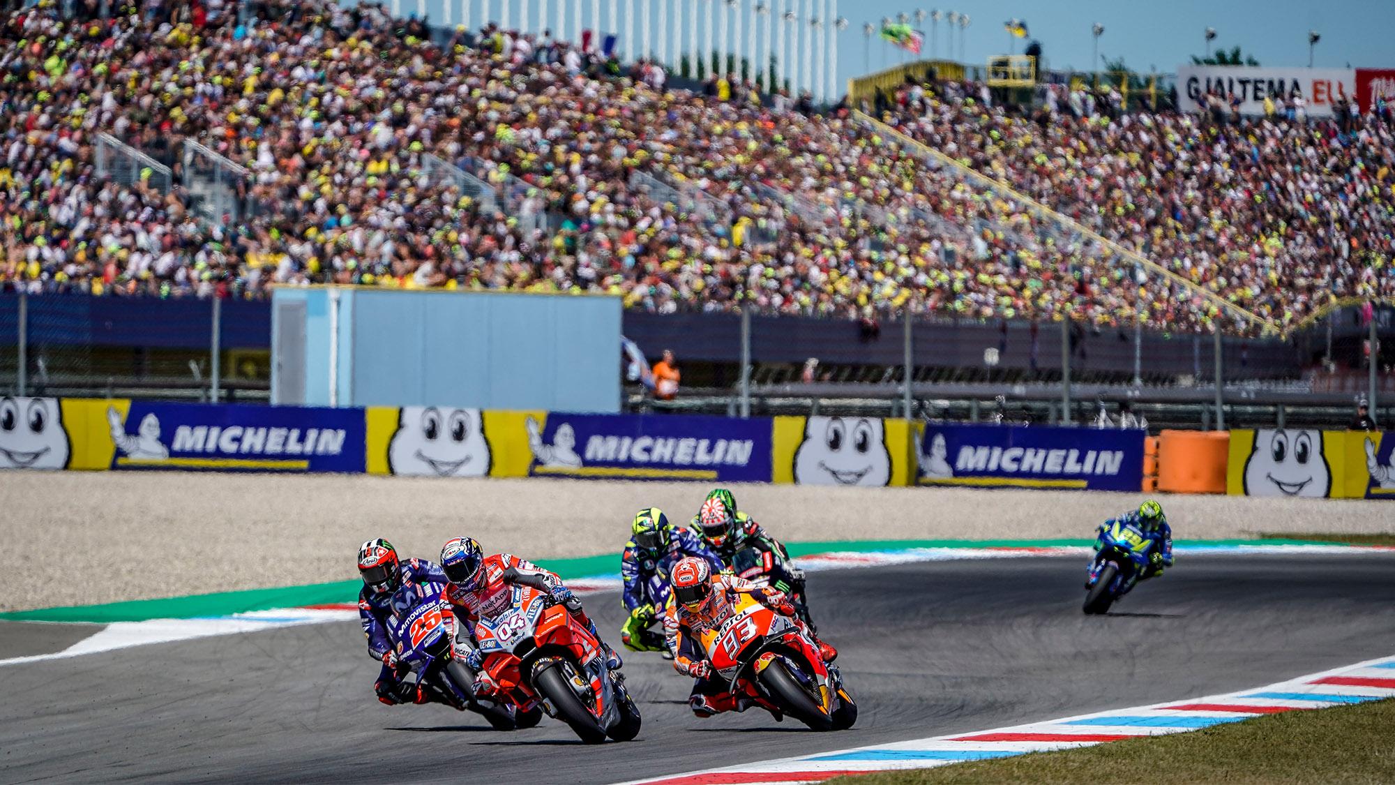 MotoGP, Assen 2018
