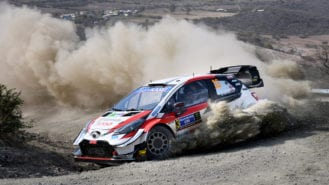 WRC returns from 6-month hiatus with Rally Estonia