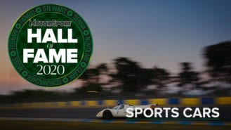 2020 Hall of Fame: Sports car nominees
