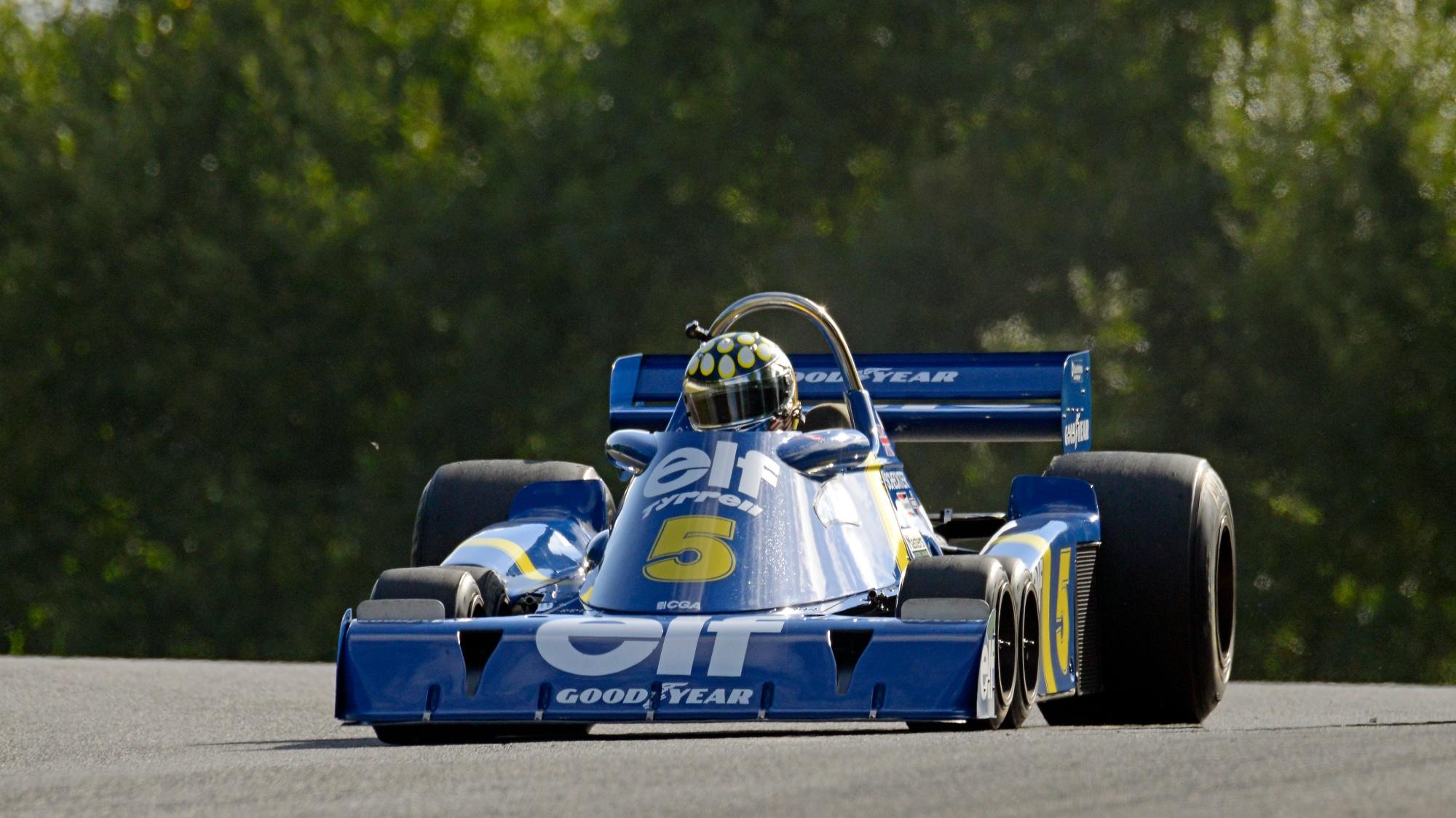Tyrrell P34 continuation, Brands Hatch 2020