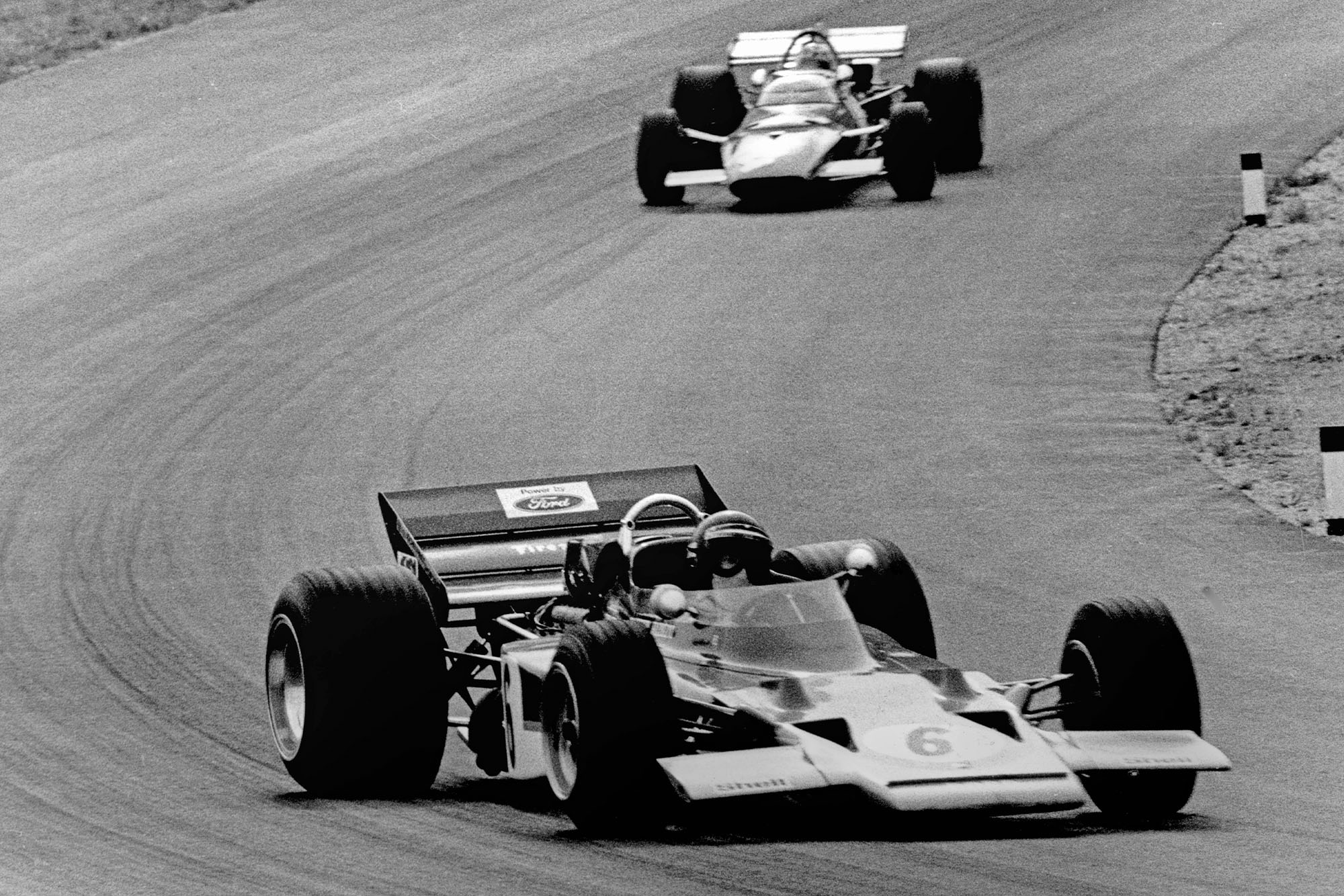 Jochen Rindt Lotus Austrian Grand Prix 1970