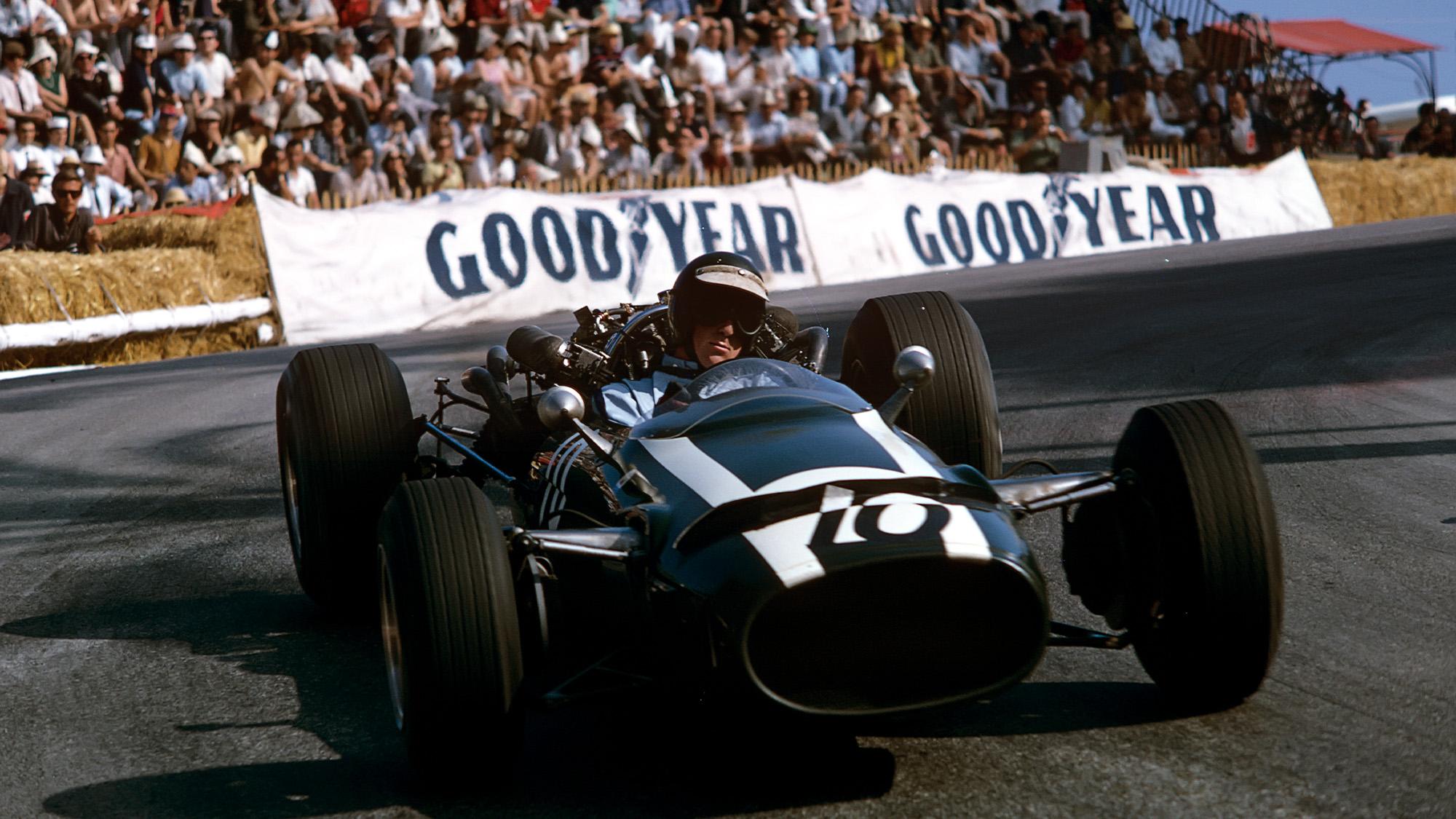 ochen Rindt, Cooper-Maserai T81, Grand Prix of Monaco, Monaco, 22 May 1966
