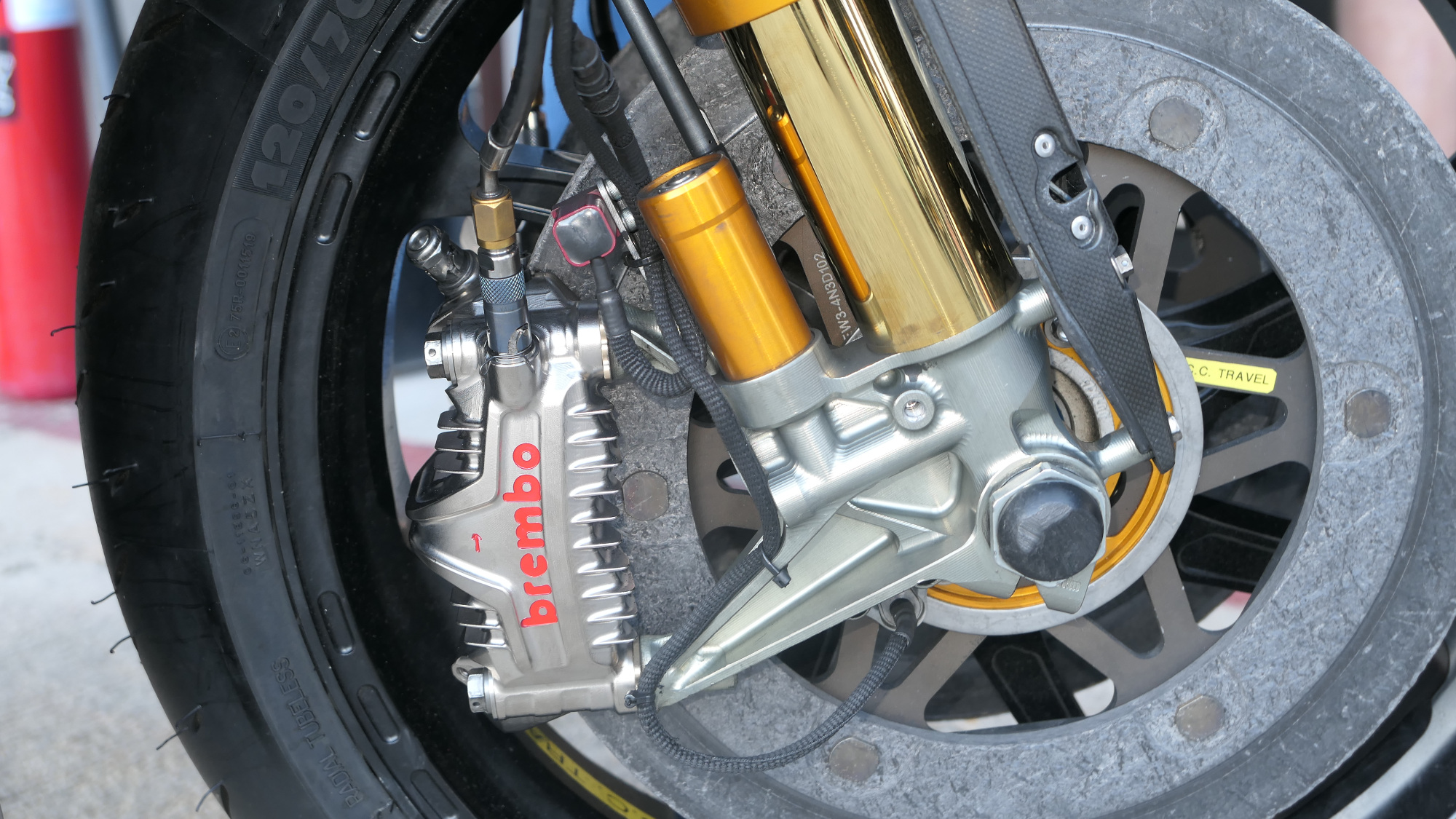 Brembo brakes MotoGP 2020