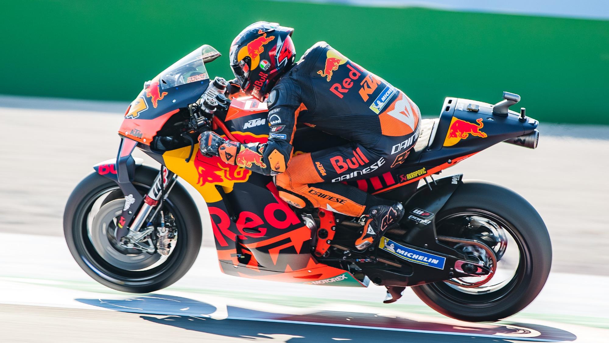 KTM MotoGP 2020
