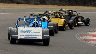 Down but not out: club racing bounces back