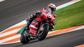 Andrea Dovizioso announces sabbatical from MotoGP