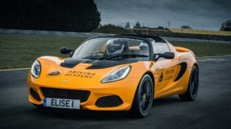 The driving experience that teaches racing skills
