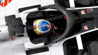 F1 halo is built to survive crashes bigger than Grosjean's