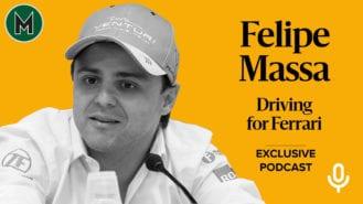 Podcast: Felipe Massa, Driving for Ferrari