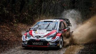 Nicky Grist: 'Evans can win the WRC title.. . he needs a bloody good dose of luck'