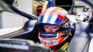 Yuki Tsunoda replaces Kvyat at AlphaTauri for 2021 F1 season