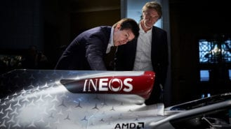 Toto Wolff commits to Mercedes F1 team as INEOS buys a one-third stake