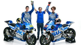 Davide Brivio – the man who made Yamaha and Suzuki MotoGP kings