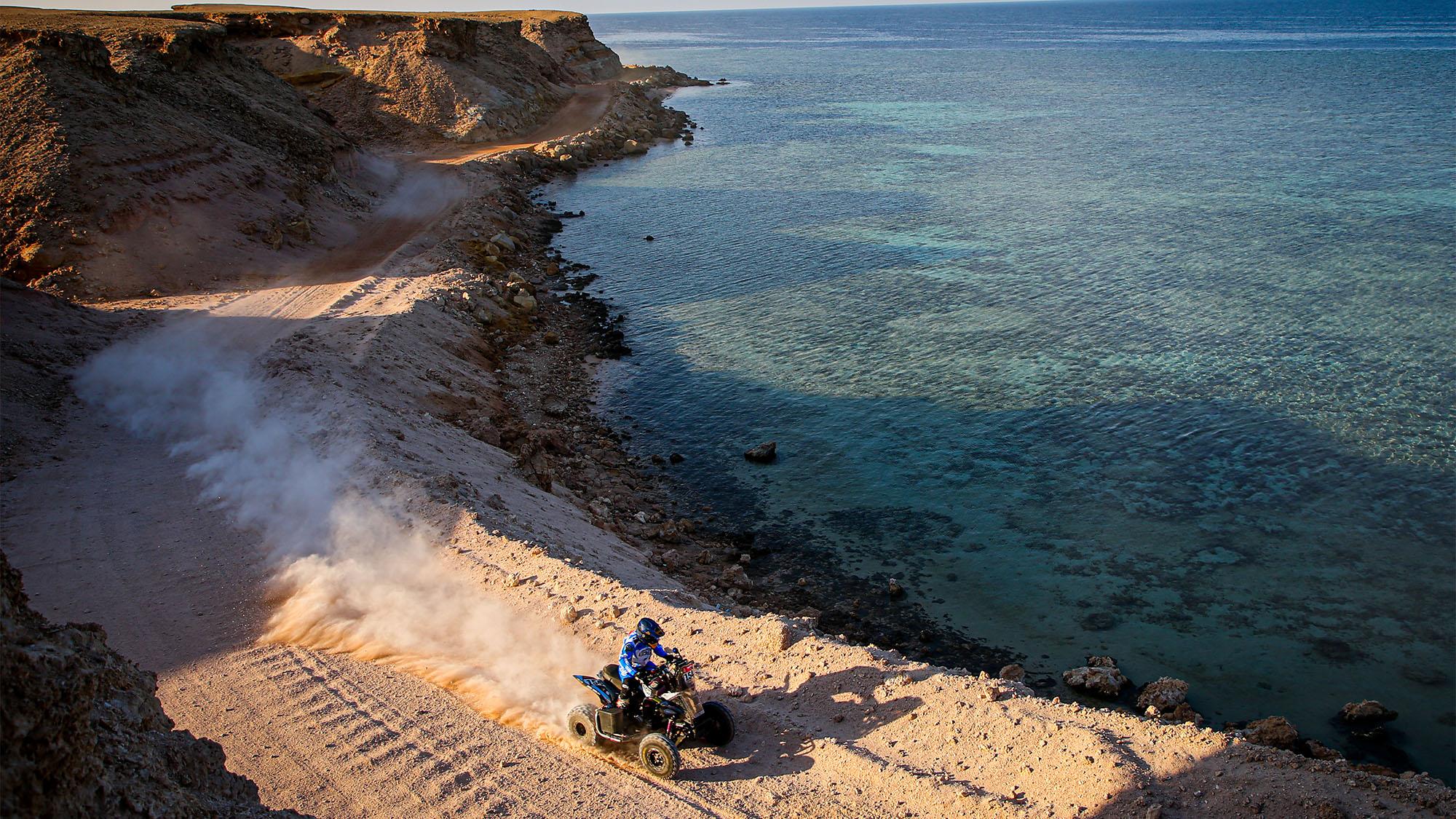 Manuel Andujar Dakar 2021