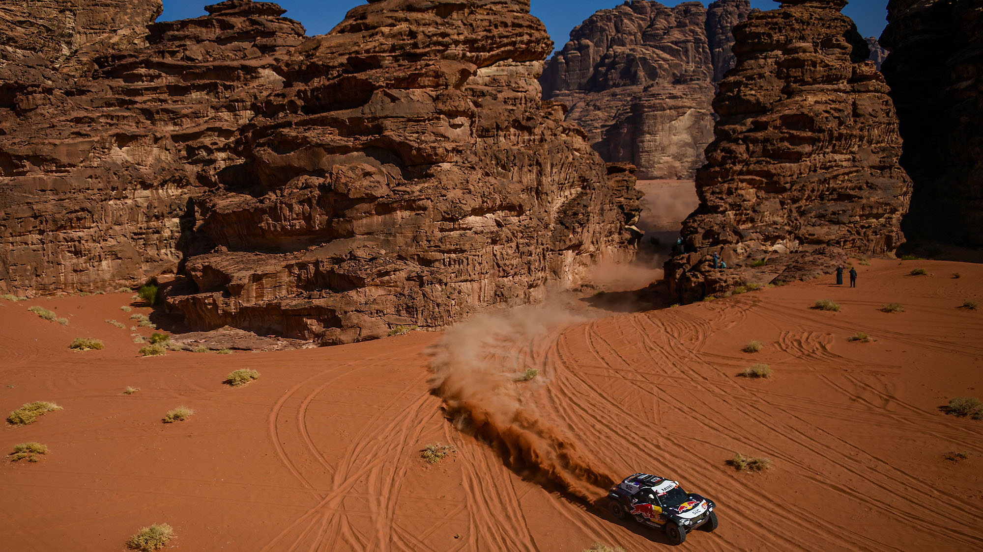 Peterhansel Dakar 2021