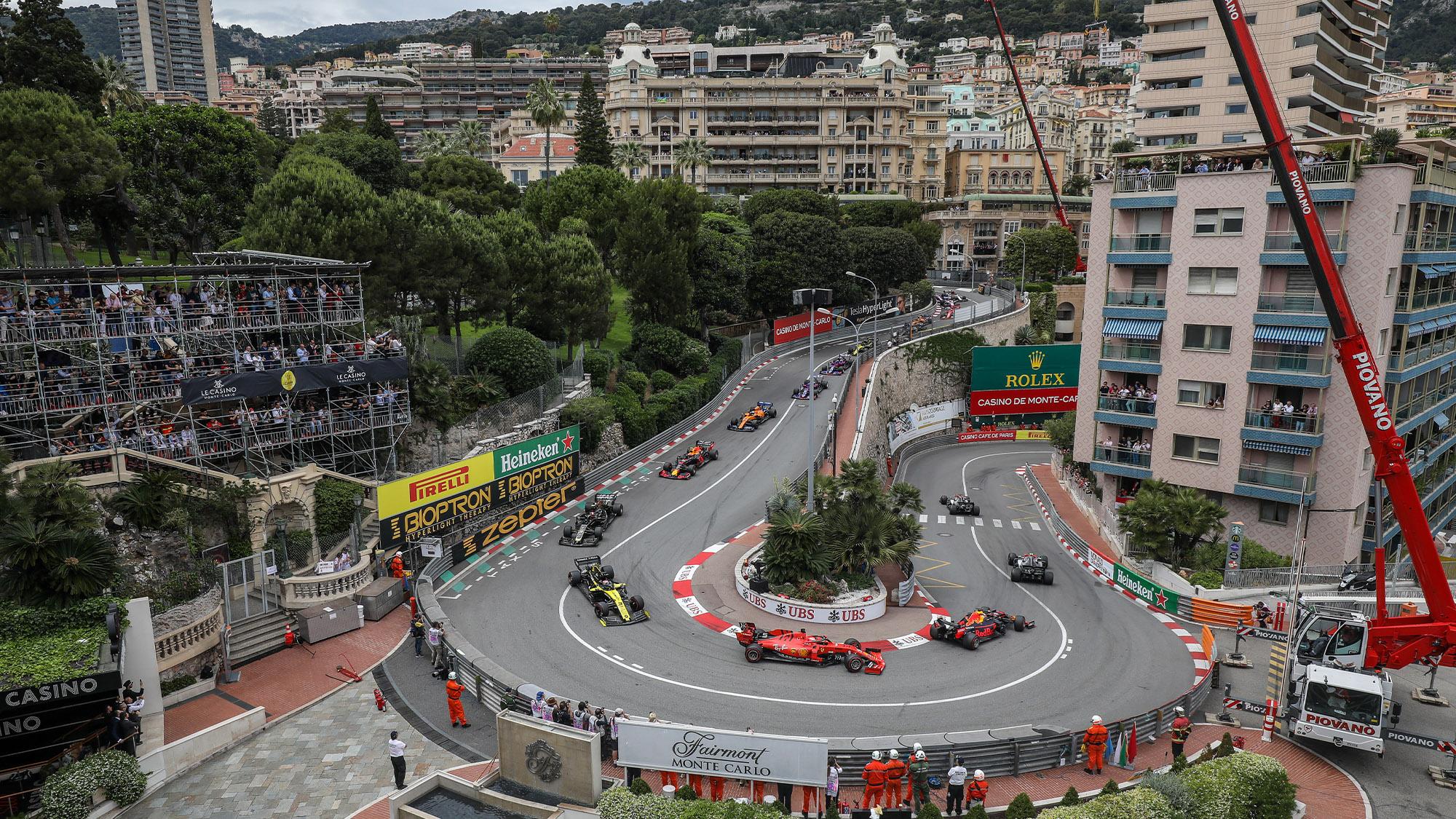 Hairpin 2019 Monaco Grand Prix