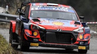2021 Monte Carlo Rally: Tänak on top as Suninen rolls out