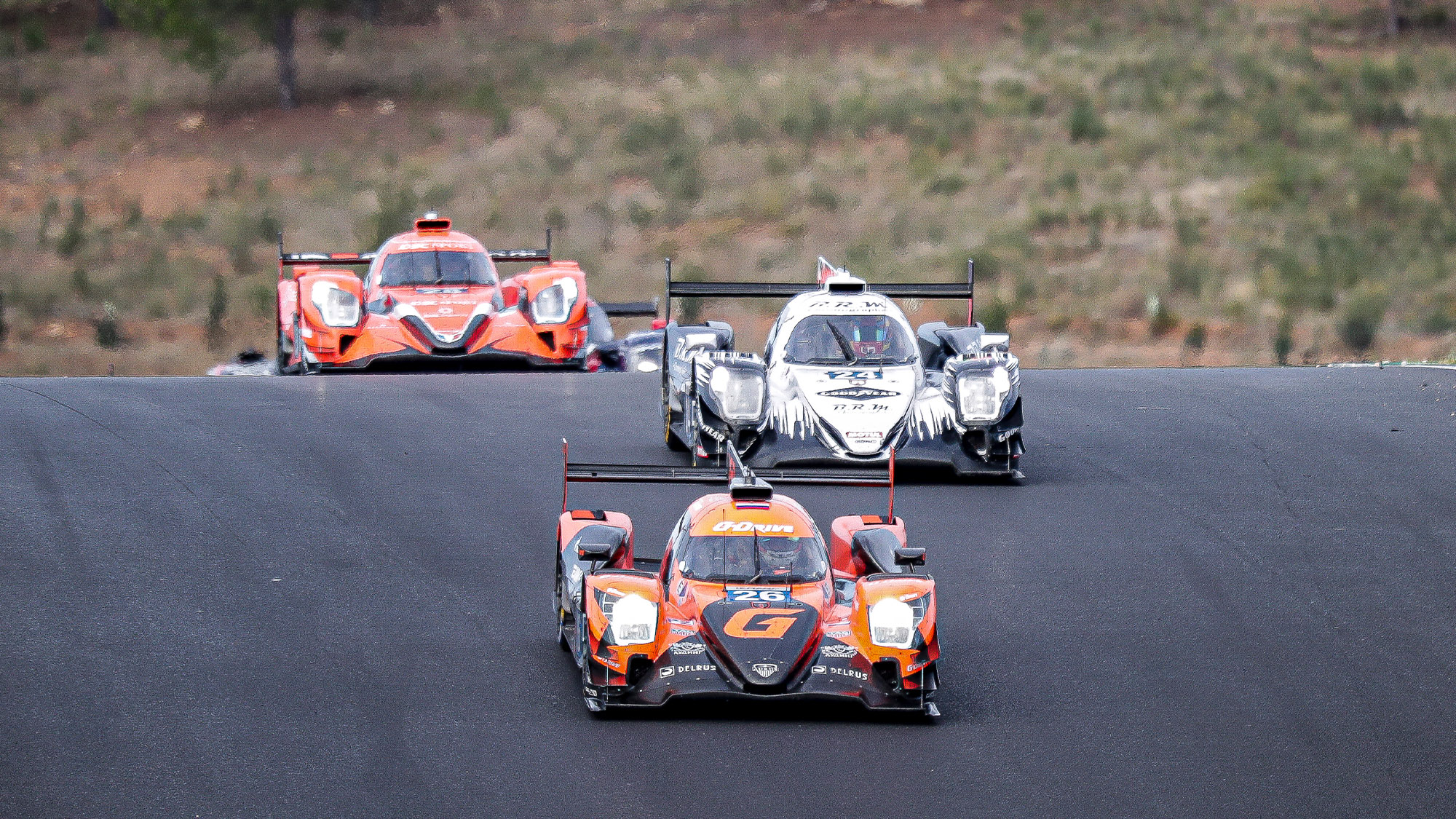 2020 European Le Mans Series at Portimao
