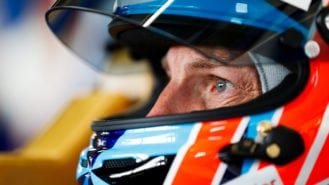'I have to race!' Jenson Button's future as a major player in motor sport