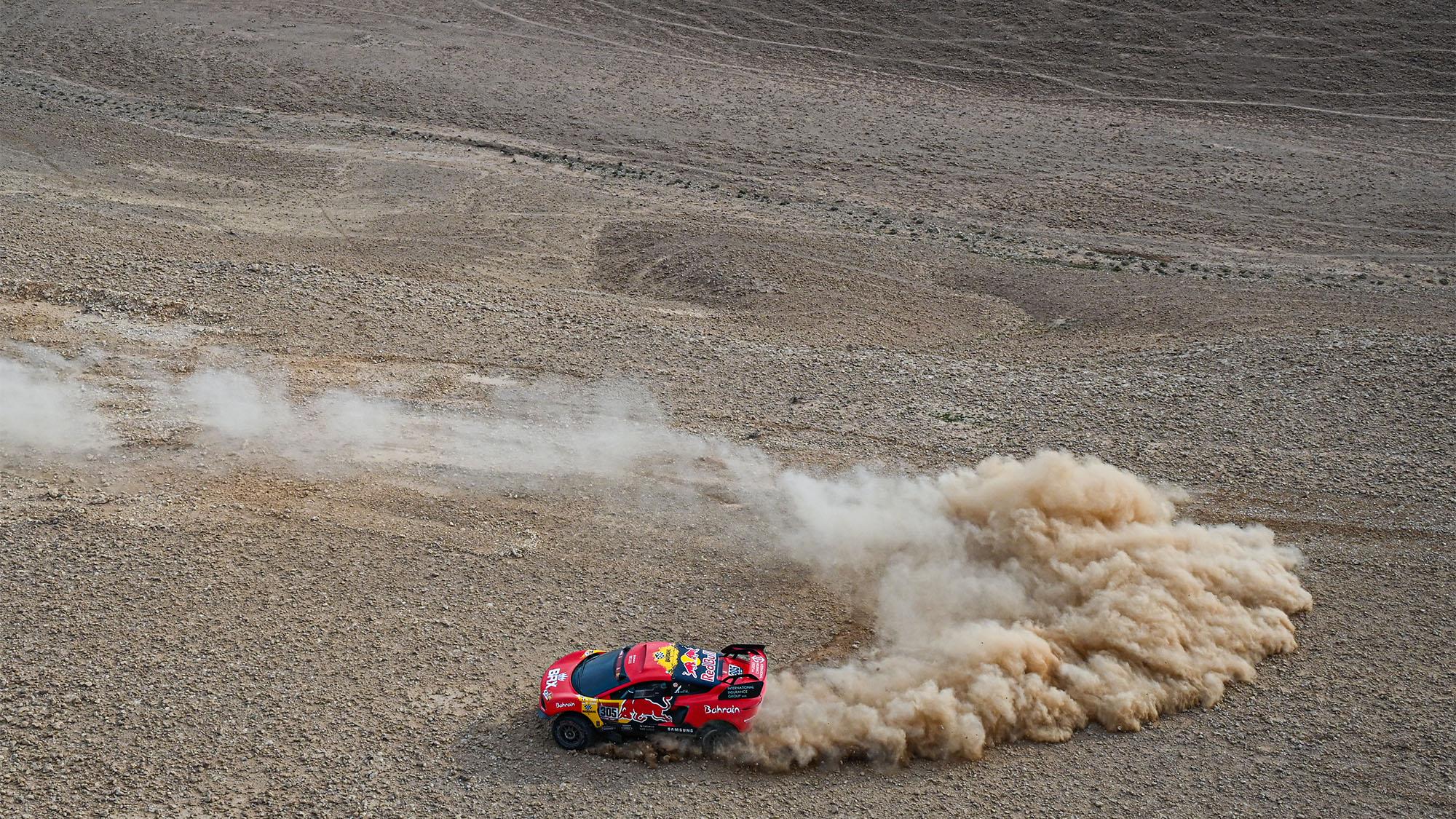 Sebastien Loeb Dakar 2021